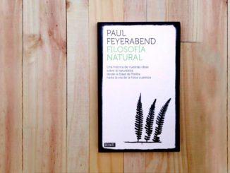 Libro Filosofía natural