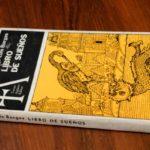 Libro de Sueños por Jorge Luis Borges