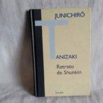 Retrato de Shunkin por Jun'ichirō Tanizaki