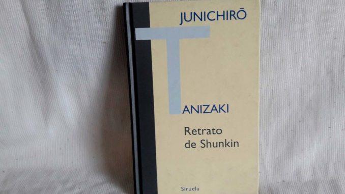 Retrato de Shunkin Junichiro Tanizaki